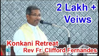 Download Konkani Retreat -Fr. Clifford Fernandes at Stella Maris Church, Kalmady, Udupi Video