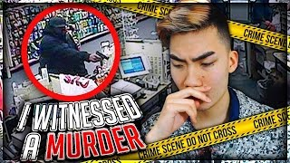 Download I WITNESSED A MURDER AND VLOGGED IT Video
