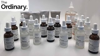 Download The Ordinary Skincare Review | 22 Products Video