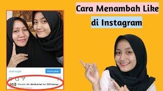 Download CARA MENAMBAHKAN LIKE DI INSTAGRAM TERBARU!! Video