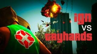Download GTA Online | IGN Crew vs Tryhards Video