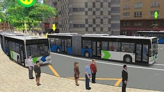 Download OMSI 2 - Mallorca Bus Line 1 Palma Port to the Airport Gameplay 4K Video