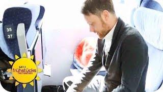 Download Wer ist besser? - Fernbus vs. Bahn | SAT.1 Frühstücksfernsehen Video