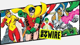 Download Teen Titans At 55 - Behind The Panel   SYFY WIRE Video