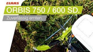 Download CLAAS ORBIS 750 / 600 SD. Zuverlässig ernten. Video