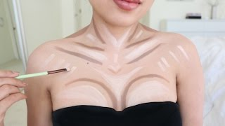 Download Instant Cleavage with Makeup !!! Video