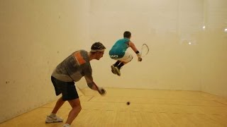 Download Game 1: Granberg vs Barth (2014 MN Racquetball State Finals) Video