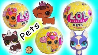 Download LOL Surprise Pets Blind Bag - Litter Box Sand , Cry , Color Change ? Video