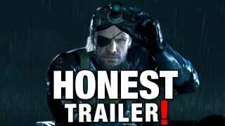 Download METAL GEAR SOLID (Honest Game Trailers) Video