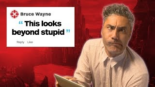 Download Taika Waititi Responds to IGN's Thor Comments Video