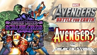 Download Saturday Morning Scrublords - Avengers in Galactic Earth Storm for Battle Video