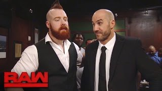 Download Cesaro & Sheamus unite during a massive bar fight: Raw, Nov. 28, 2016 Video