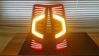 Download Pleksi ile Led Stop Nasıl Yapılır // How To Make Led Tail Light with Plexiglass // Ford Connect Video