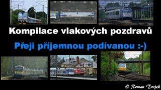 Download Kompilace vlakových pozdravů Video