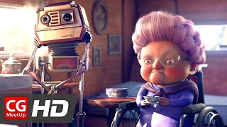 Download CGI 3D Animation Short Film HD ″Tea Time″ by ESMA | CGMeetup Video