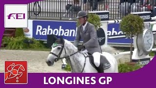 Download Re-Live - Jumping - Longines Grand Prix - Rotterdam Video