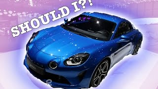 Download AM I BUYING THE ALPINE A110?!! Video