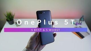 Download OnePlus 5T - 5 Best & 5 Worst Features Video