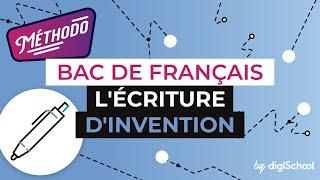 Download L'écriture d'invention - méthodologie bac de français Video
