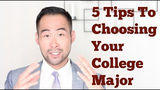 Download How To Choose The Perfect College Major For You Video