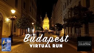 Download Budapest Hungary Virtual Run from World Nature Video Video