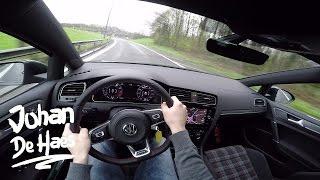 Download 2017 VW Golf GTI 230hp POV test drive GoPro Video