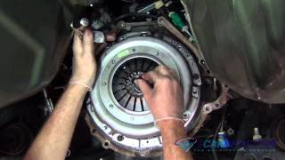 Download Clutch, Flywheel, Rear Main Seal, & Throw Out Bearing Replacement Ford Mustang 2005-2009 Video