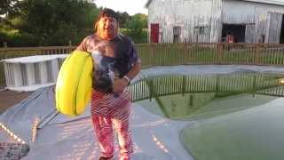 Download Donnie Baker Summer Ending Pool Party Video