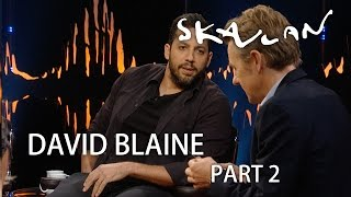 Download David Blaine ice pick magic | Part 2 | SVT/NRK/Skavlan Video