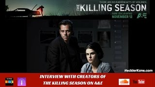 Download Inside The Killing Season on A&E w/ Josh Zeman & Rachel Mills Video