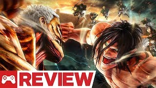 Download Attack on Titan 2 Review Video