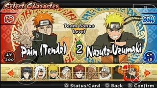 Download Cara buka semua level dan karakter di game psp naruto ultimate ninja impact Video