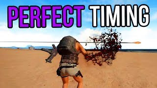 Download PUBG: Perfect Timing Moments Video