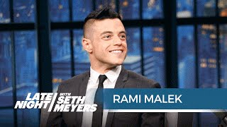 Download What Mr. Robot's Rami Malek Really Snorts in Those Morphine Scenes Video