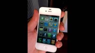 Download iPhone 4 White - Antennagate TEST | iSpazio Video