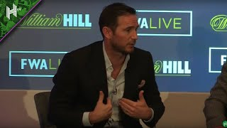 Download Frank Lampard: How I would have solved Gerrard partnership conundrum for England Video