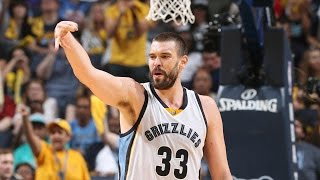 Download Clutch Moments from Wild Game 4 Between Spurs and Grizzlies | April 22, 2017 Video