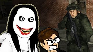 Download SOY JEFF THE KILLER & los mato a TODOS !! - Let's Kill Jeff The Killer (Modo Jeff & Soldados) Video