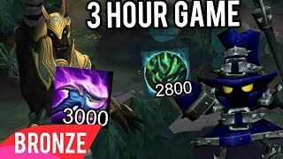 Download Bronze Players Held Hostage In Ranked By Challengers For 3 Hour Game Video