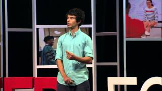 Download Looking Through the Mind's Eye | Alex Van Aken | TEDxFGCU Video