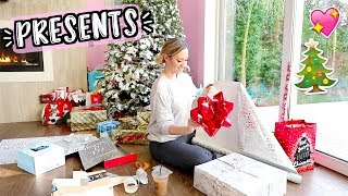 Download Wrapping Christmas Presents!! Vlogmas Day 22 Video