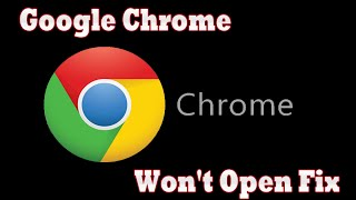 Download Google Chrome Not Opening Windows 10, 7 or 8 Video
