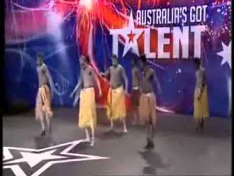 Australias Got Talent Chooky Dancers - Zorba.