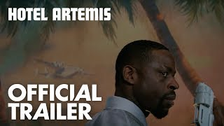 Download Hotel Artemis | Official Trailer [HD] | Global Road Video