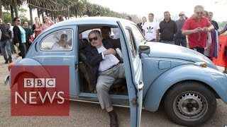 Download World's 'poorest president' Uruguay's Jose Mujica & his $1m VW Video