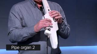 Download Roland AE-10 Aerophone version 2 00 introduction by Alistair Parnell Video