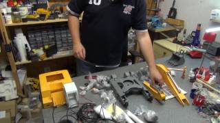 Download Unboxing RC Liebherr 954 from RCBRMIN Video
