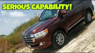 Download The ultimate SUV! 2018 Toyota Land Cruiser Video
