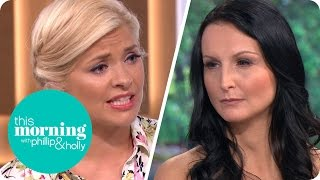 Download Holly Gets Into Heated Debate With Mum of 12 Over Her £40,000 a Year Benefits   This Morning Video