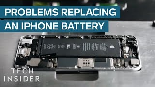 Download Why It's So Hard To Replace Your iPhone Battery Video
